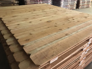 Cedar Fence Panels 1x6x6 For Sale Okc Oklahoma Lumber